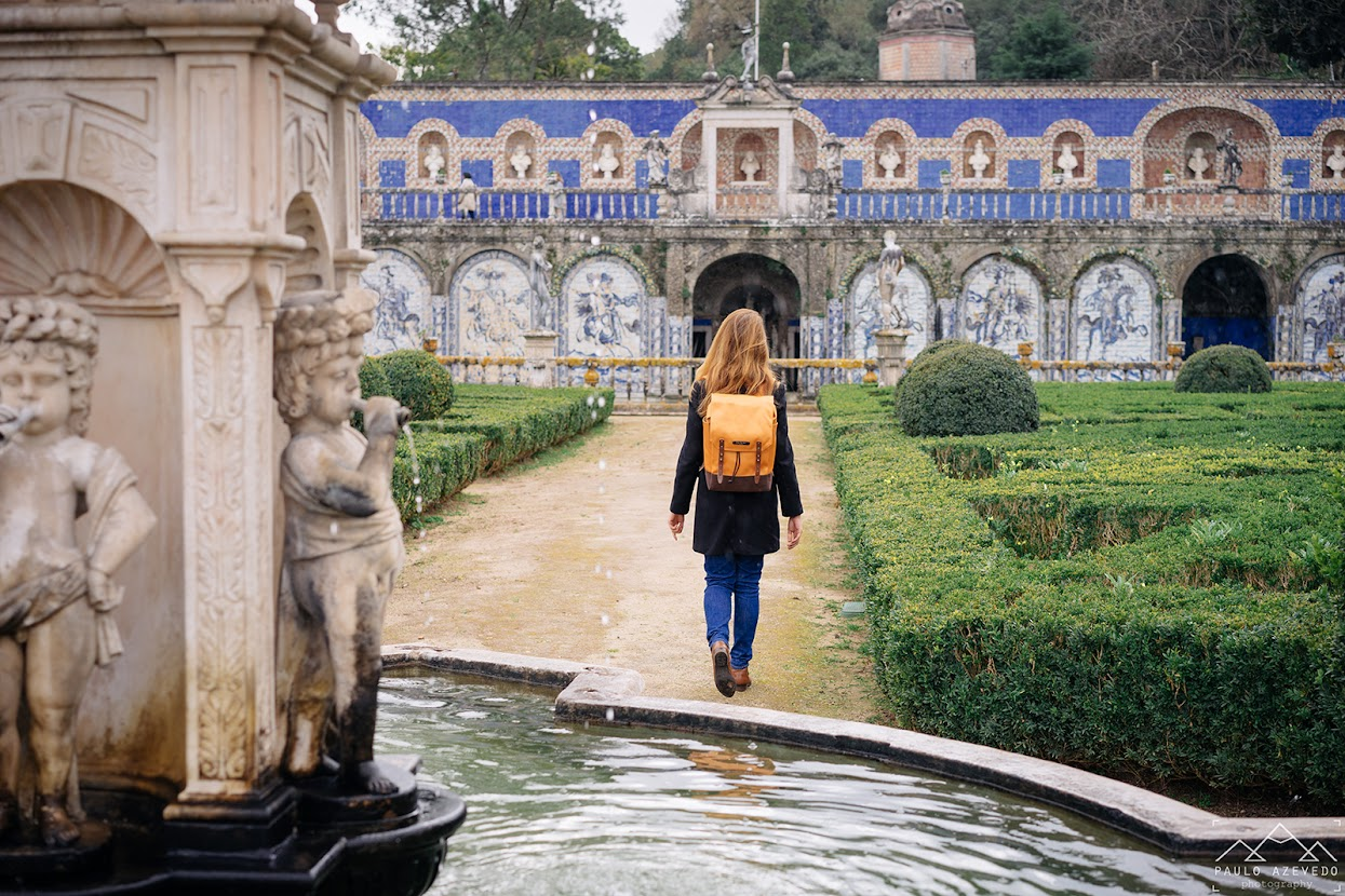 Jardim do Palácio Fronteira