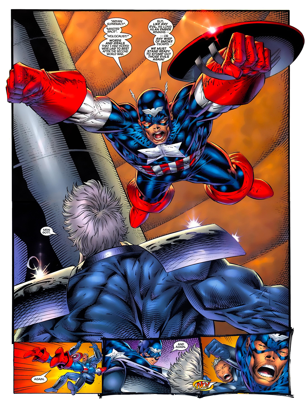 Captain America (1996) Issue #5 #5 - English 18