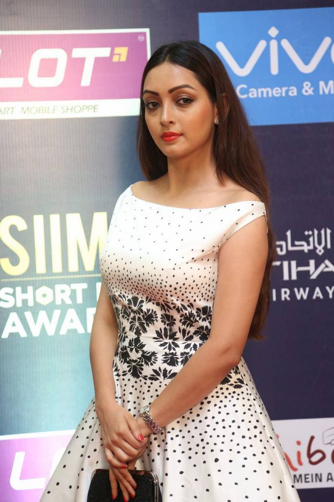 Pooja Salvi At SIIMA Short Film Awards 2017 Gallery