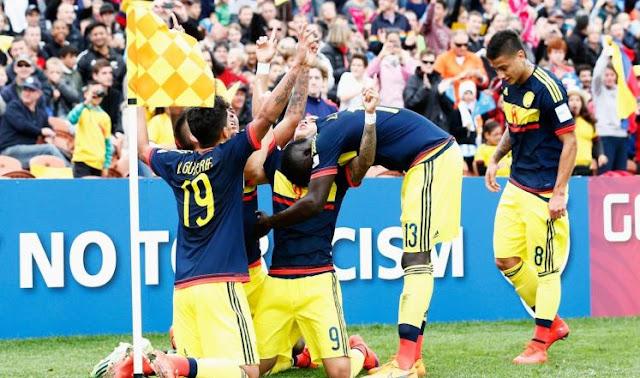 كولومبيا ونيوزيلندا بث مباشر