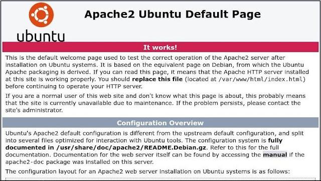 Tutorial Cara Install LAMP Stack (Apache2, MySQL dan PHP) di Ubuntu 16.04