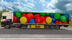 M&M's cooliner trailer mod