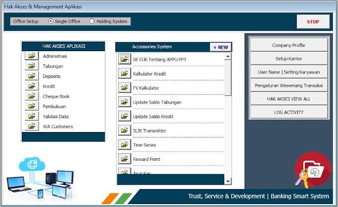 Management Aplikasi