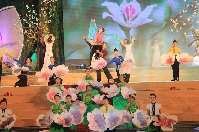 Dien Bien to host 2017 Hoa Ban festival in mid-March 2
