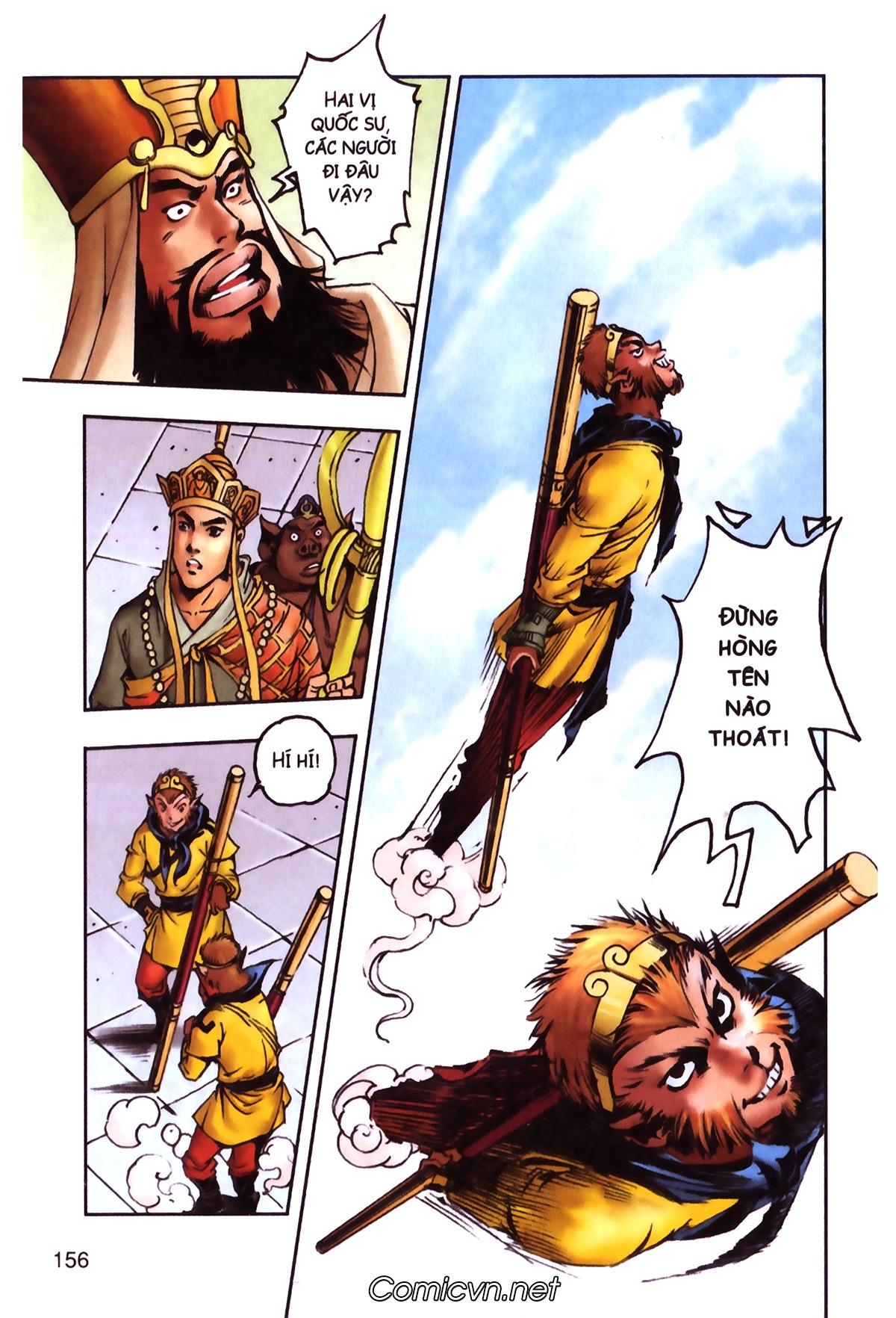 Tây Du Ký màu - Chapter 90 - Pic 6