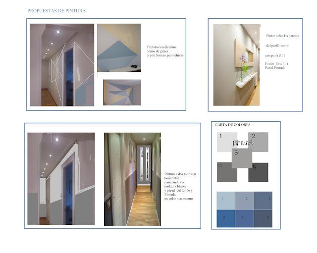 deorando un pasillo www.lolatorgadecoracion.es