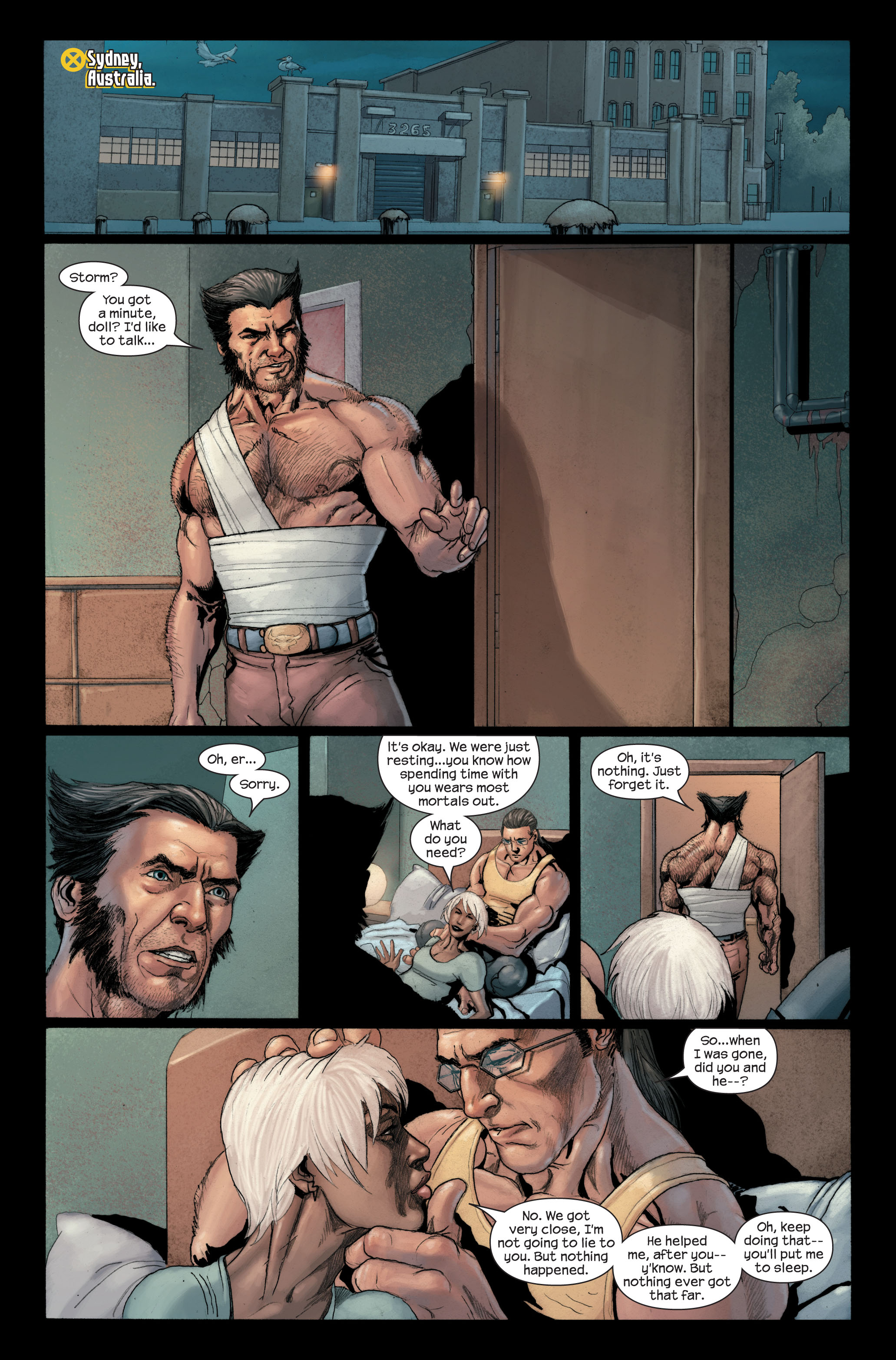 Read online Ultimate X-Men comic -  Issue #89 - 7