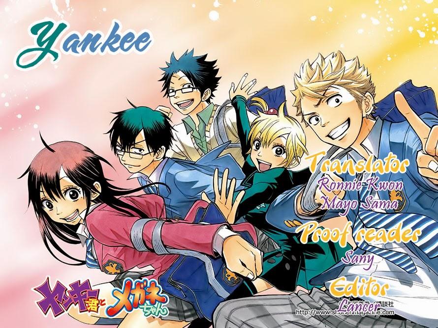 Yankee-kun to Megane-chan Chap 171 - Truyen.Chap.VN