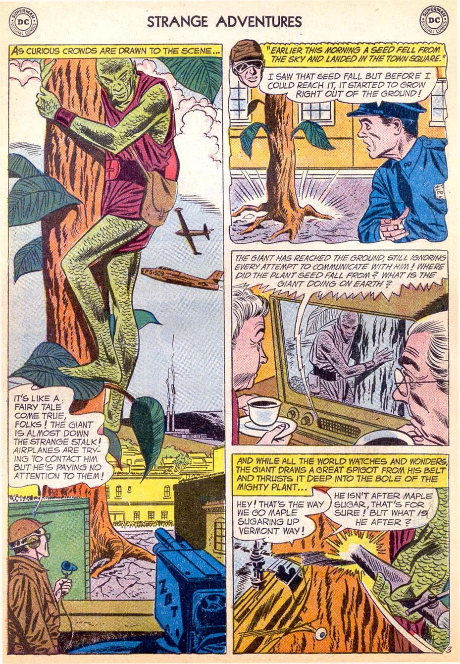 Strange Adventures (1950) issue 101 - Page 5