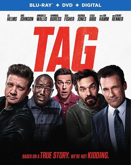 Tag (¡Te atrapé!) (2018) m1080p BDRip 10GB mkv Dual Audio DTS-HD 5.1 ch