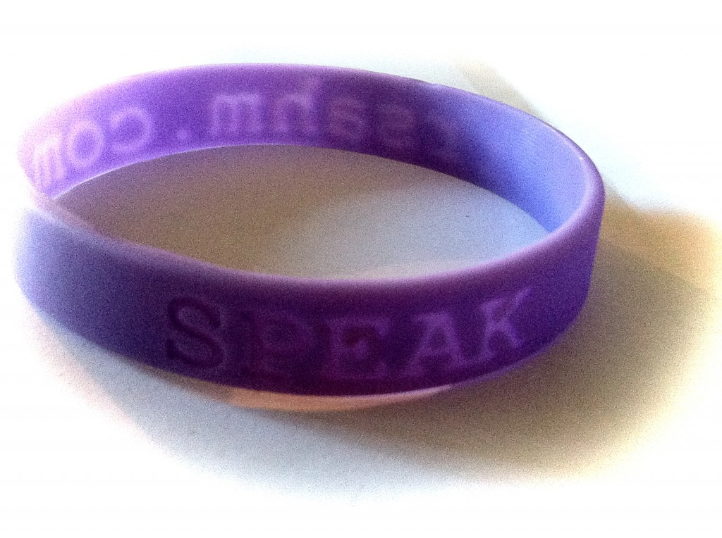 SPEAK Bands Are In...!