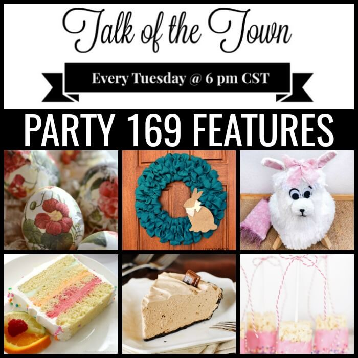 Talk Of The Town Party 169 Features