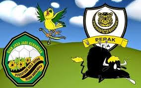 Perak Vs Kedah