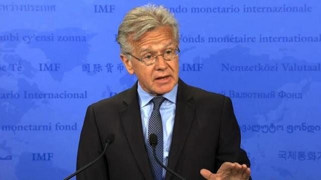 """""""Αστροπελέκι"""" από το ΔΝΤ: Καμία υποχώρηση για συντάξεις  - Η Ελλάδα να εφαρμόσει όλα κατά γράμμα"""