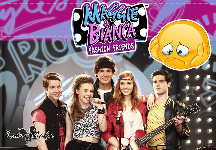 Maggie Bianca Un Flop En France Pour Les Jouets Et Dvd