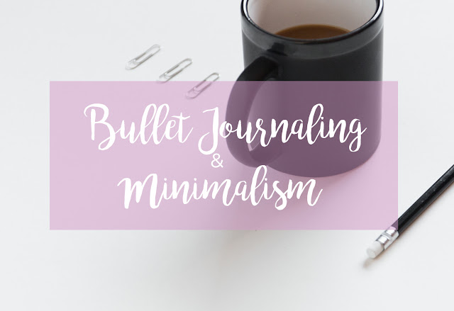 Bullet Journal Minimalism