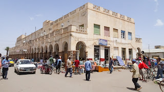 Shortage of food in Asmara