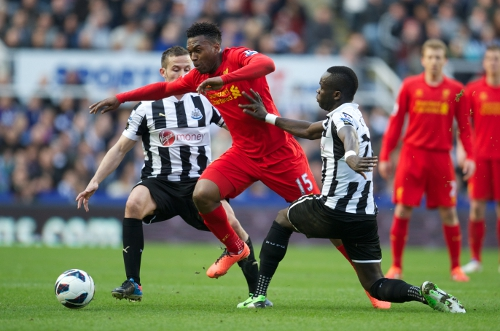 Newcastle United vs Liverpool