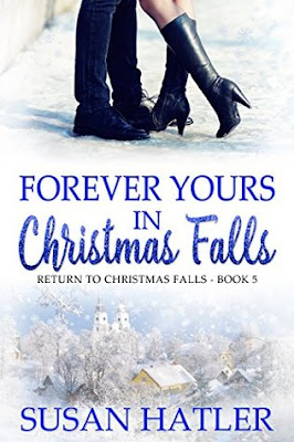 Heidi Reads... Forever Yours in Christmas Falls by Susan Hatler