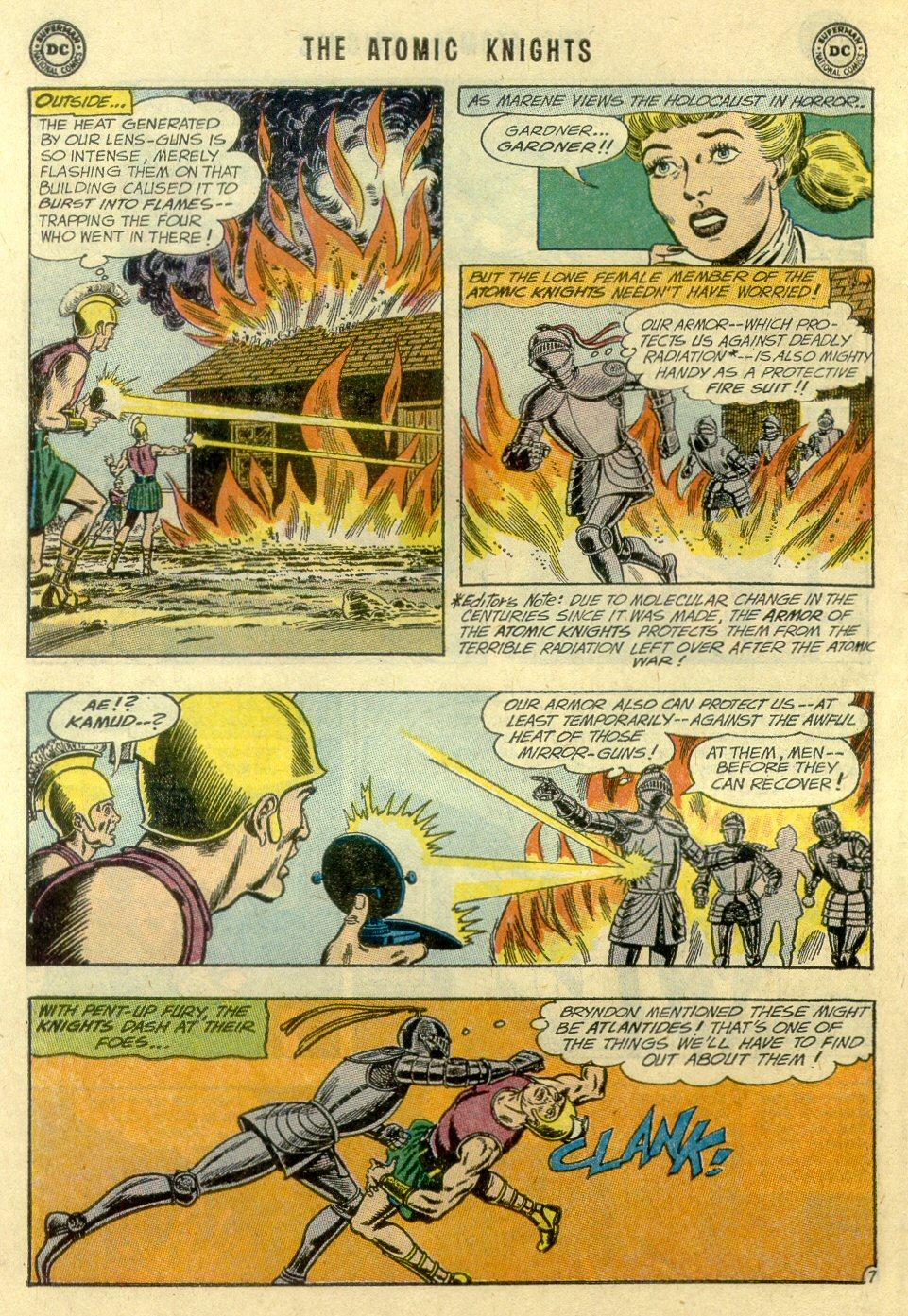 Strange Adventures (1950) issue 222 - Page 30
