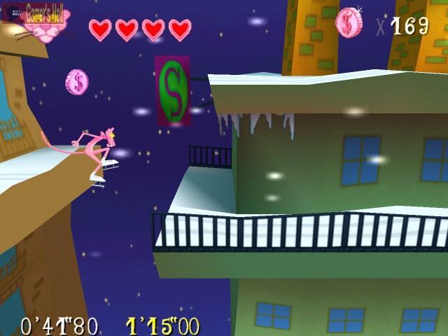 Pink Panther PC Game Free Download Full Version  World