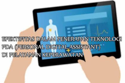 Jurnal Penerapan Teknologi Informasi di Bidang Keperawatan