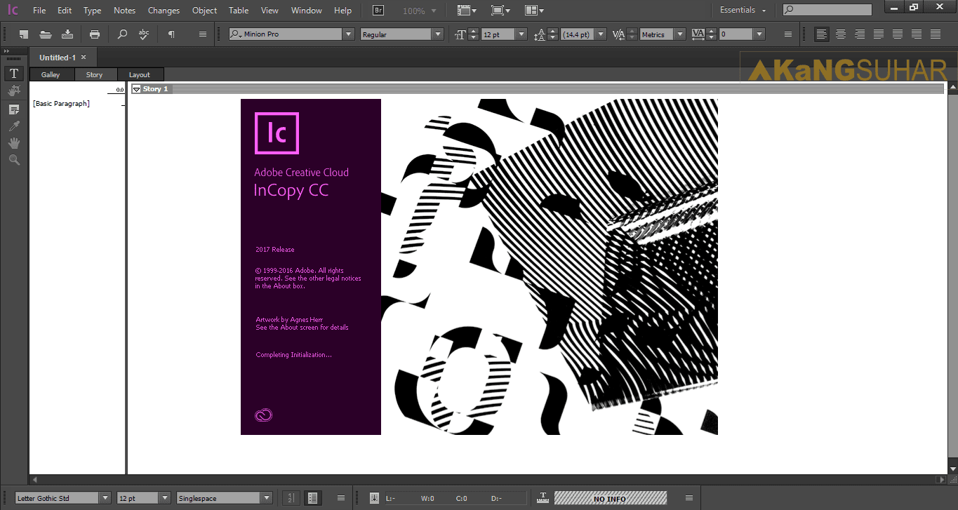 Adobe InCopy CC 2017 Full Version