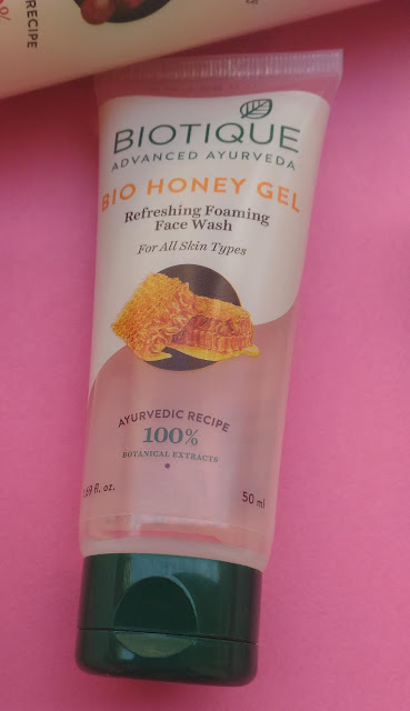Bio Honey Gel Face Wash Review