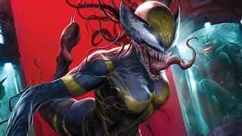 X-23, Symbiote, Marvel, Comics, 4K, #4.2971