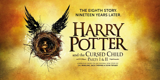 Book Review : Harry Potter and The Cursed Child