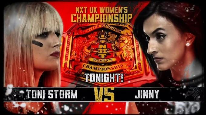 Replay: WWE NXT UK 10/04/2019