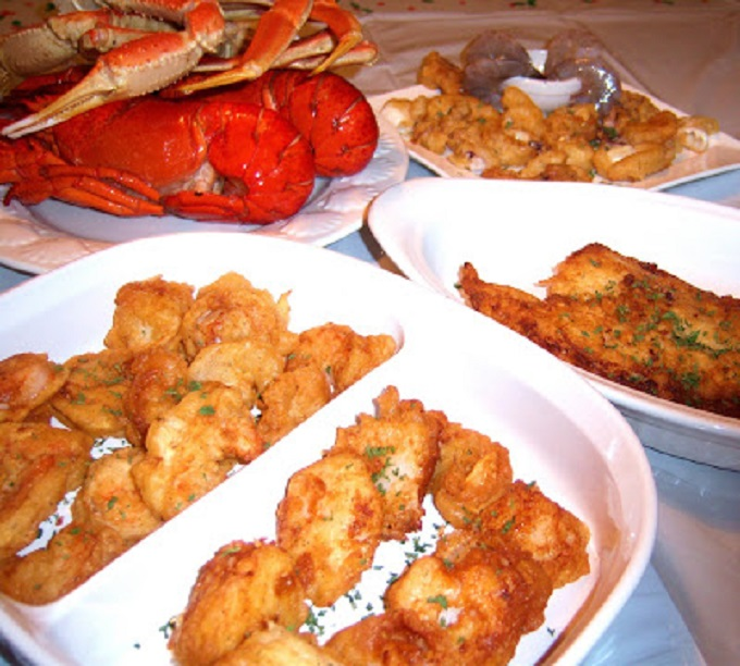 the feast of 7 fishes recipe for Christmas eve