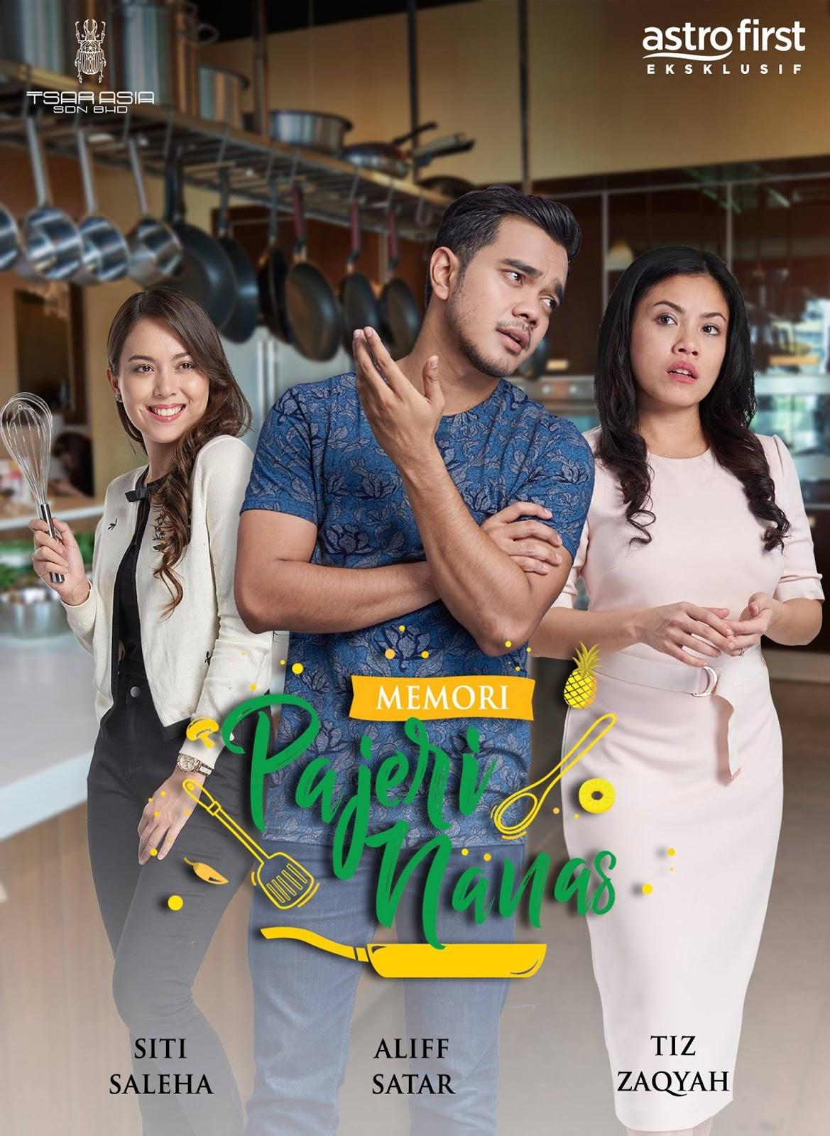 Memori Pajeri Nanas