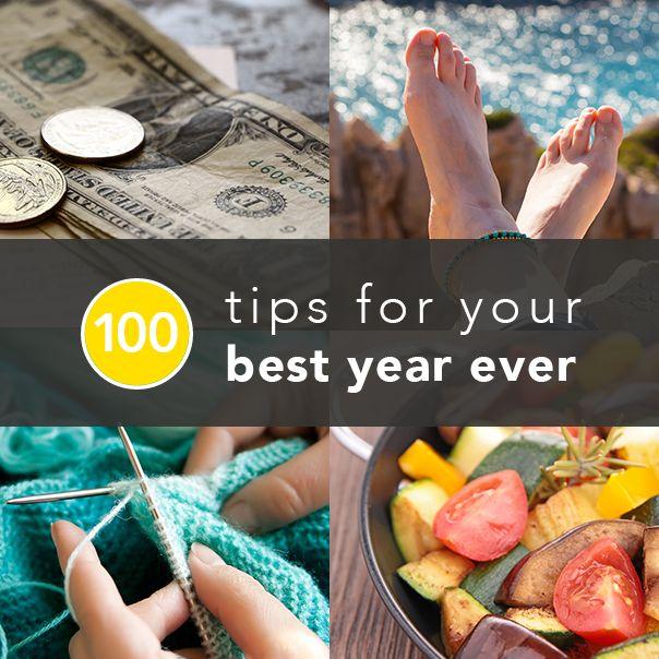 3 Tips Sederhana Membuat Tahun Ini Tahun Terbaik Anda