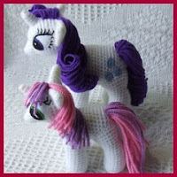 MY LITTLE PONY A CROCHET