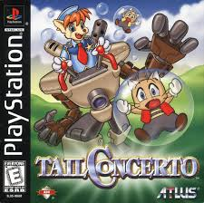 Tail Concerto - PS1 - ISOs Download