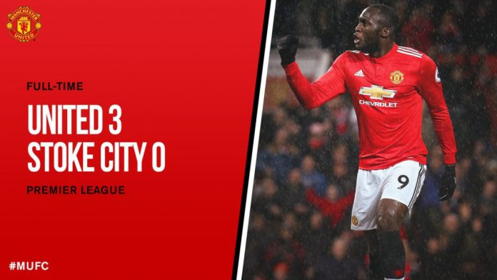 DOWNLOAD VIDEO: Manchester United vs Stoke City 3-0 – Highlights & Goals