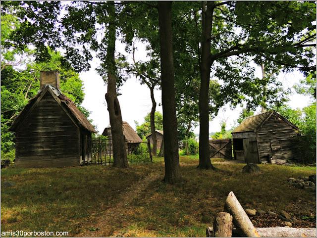 Casa del Herrero y Herrería en la Pioneer Village de Salem