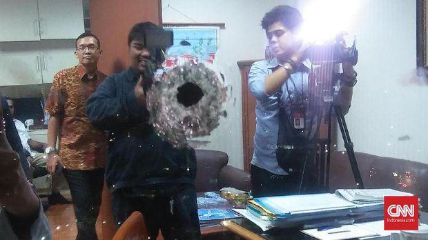 Polisi Temukan Total 6 Peluru Nyasar di Gedung DPR