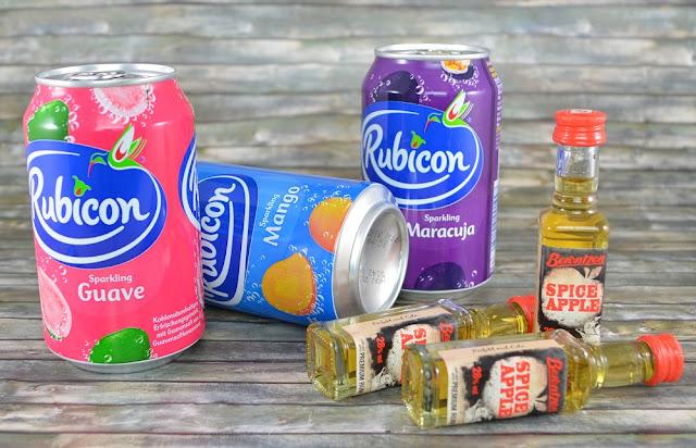 Inhalt Degustabox Januar '16 Getränke