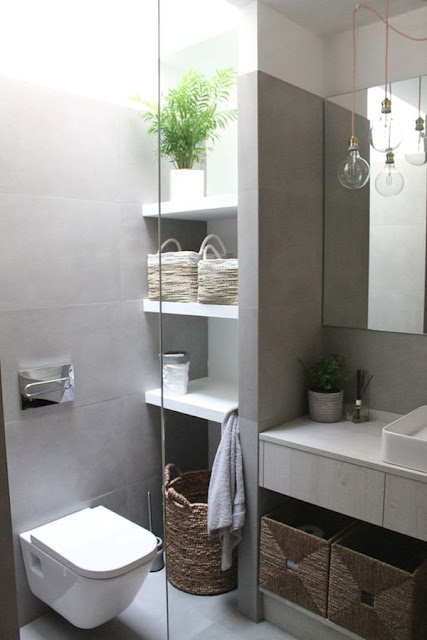 Storage Ideas for Bathrooms 9
