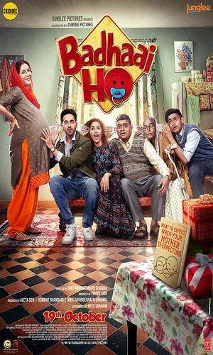 Badhaai Ho (2018) Hindi 480p Bluray 450MB