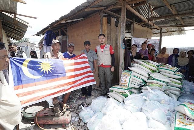 Misi Luar Negara oleh Muslim Volunteer Malaysia