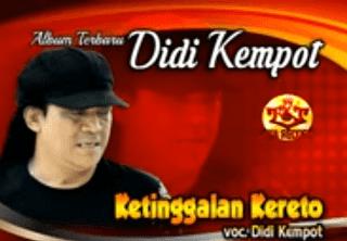 Lirik Lagu Ketinggalan Kereto - Didi Kempot