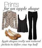 Apple Shape Dressing @ Boo Hoo