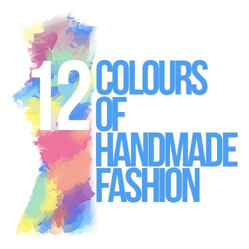 12 colours of handmade fashion