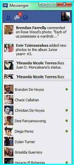 facebook messenger for pc windows