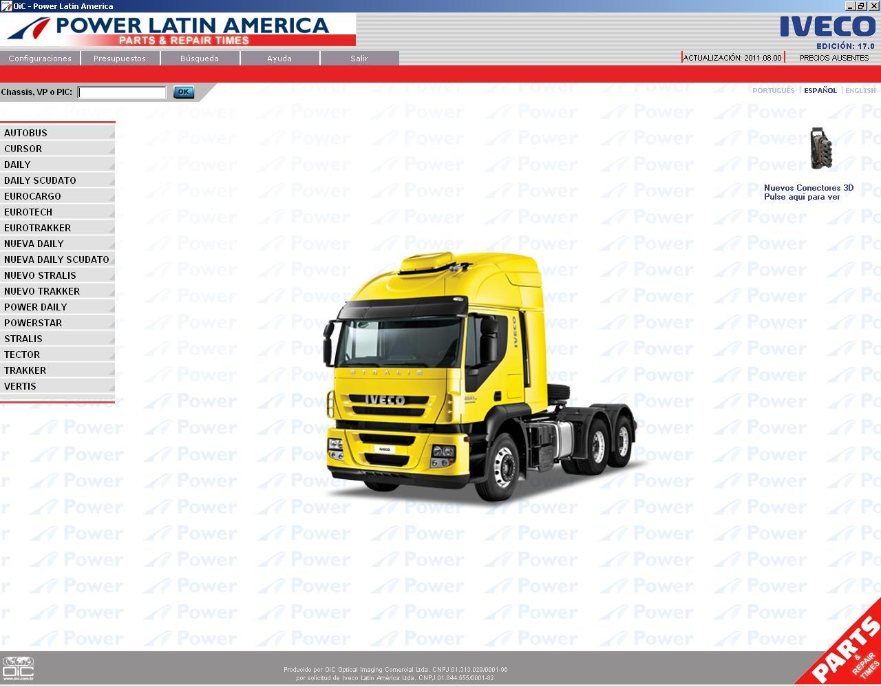 IVECO POWER Latin America