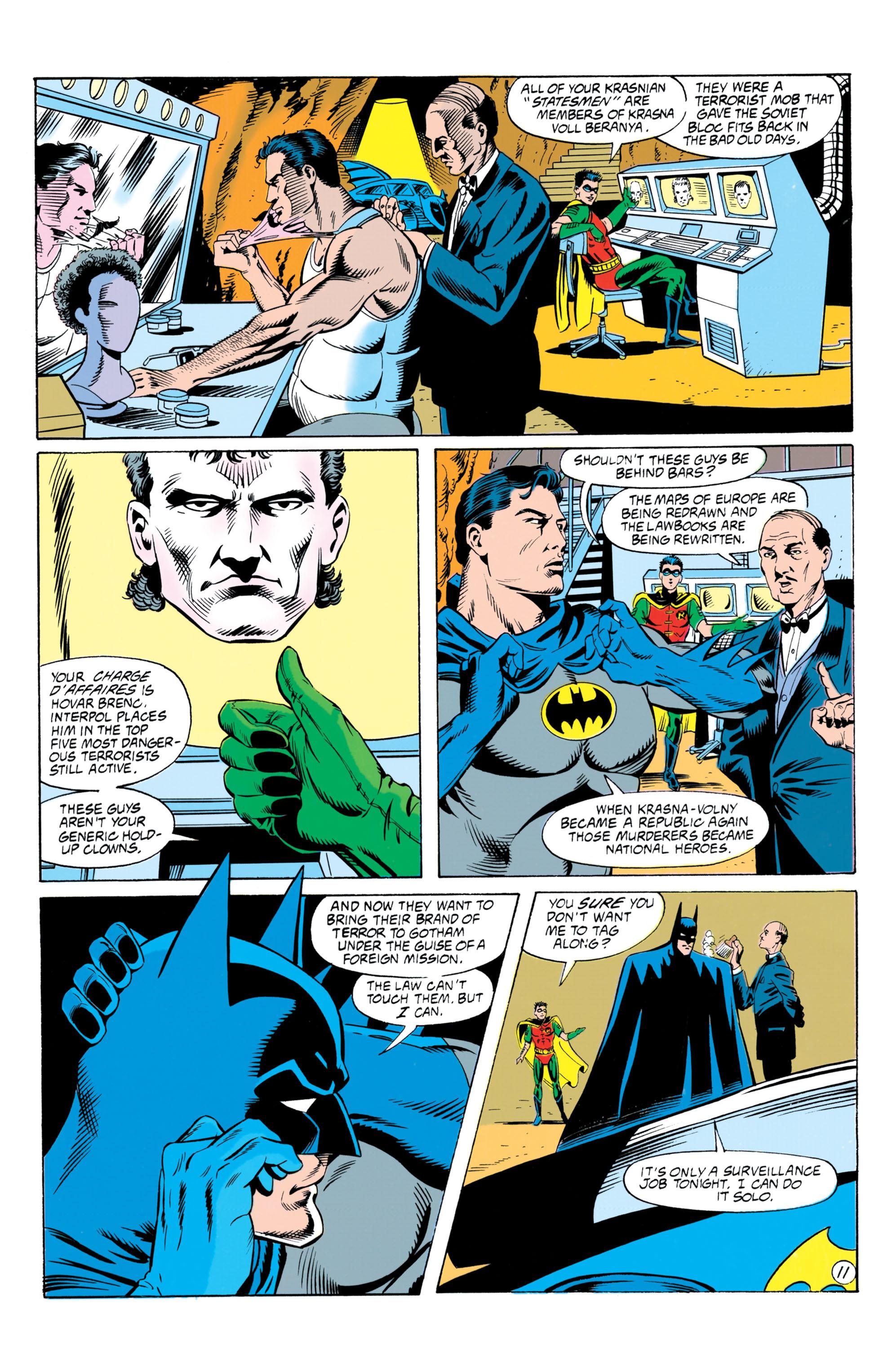 Detective Comics (1937) 653 Page 11