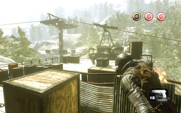 Wanted Weapons of Fate PC Free Download Screenshot 3